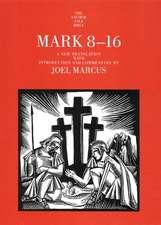 Mark 8-16