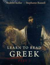 Learn to Read Greek: Part 1, Textbook and Workbook Set