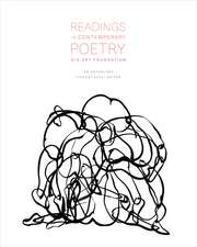 Readings in Contemporary Poetry: An Anthology