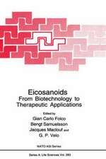 Eicosanoids: From Biotechnology to Therapeutic Applications