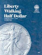 Coin Folders Half Dollars