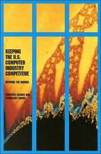 Keeping the U.S. Computer Industry Competitive:  Defining the Agenda