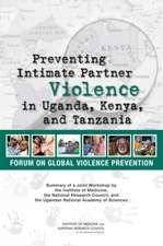 Preventing Intimate Partner Violence in Uganda, Kenya, and Tanzania