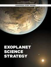 Exoplanet Science Strategy