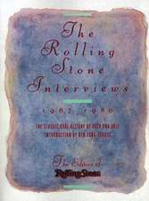 The Rolling Stone Interviews:  1967-1980