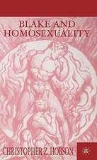 Blake and Homosexuality