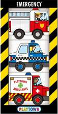 Playtown Chunky Pack:  Emergency