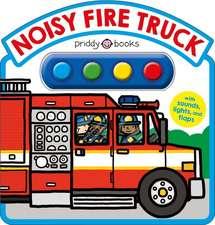 Noisy Fire Truck Sound Book