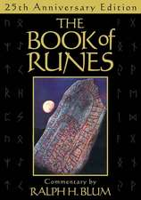 The Book of Runes, 25th Anniversary Edition:  The Bestselling Book of Divination, Complete with Set of Runes Stones [With Book and Runes, Sack]