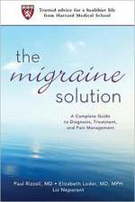 The Migraine Solution:  A Guide to Physical and Emotional Recovery After Injury or Illness