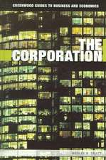 The Corporation:  A Handbook