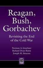Reagan, Bush, Gorbachev:  Revisiting the End of the Cold War