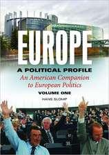 Europe, a Political Profile:  An American Companion to European Politics