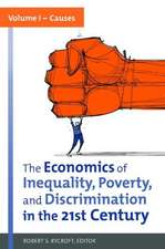 The Economics of Inequality, Poverty, and Discrimination in the 21st Century - 2 Volume Set