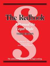 The Redbook: A Manual on Legal Style, 3D