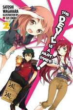The Devil Is a Part-Timer!, Vol. 2 (light novel)