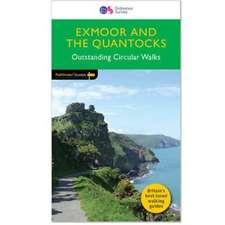 Viccars, S: Exmoor & the Quantocks