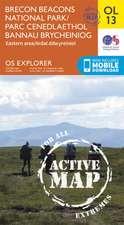 Brecon Beacons National Park / Parc Cenedlaethol Bannau Brycheiniog - Eastern Area / Ardal Ddwyreiniol