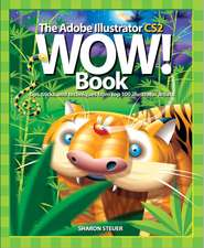 The Adobe Illustrator CS2 Wow! Book: Tips, Tricks, and Techniques from 100 Top Illustrator Artists