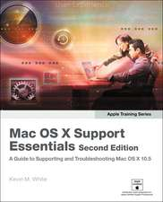 Apple Training Series:Mac OS X Support Essentials