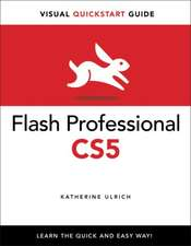Adobe Flash Professional CS5 for Windows and Macintosh:  Delivering Powerful Presentations with or Without Slides