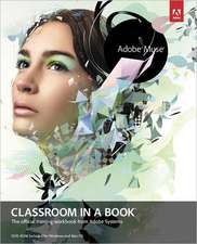Adobe Muse Classroom in a Book [With CDROM]:  Peoples, Places, and Environments
