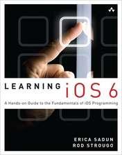 Learning iOS Development