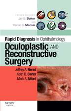 Rapid Diagnosis in Ophthalmology Series: Oculoplastic and Reconstructive Surgery