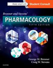 Brenner and Stevens' Pharmacology: Brenner & Stevens Farmacologie