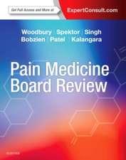 Pain Medicine Board Review