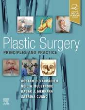 Plastic Surgery - Principles and Practice