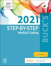Buck's Step-by-Step Medical Coding, 2021 Edition