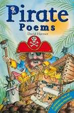 Harmer, D: Pirate Poems