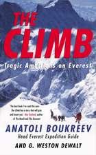 Boukreev, A: The Climb