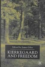 Kierkegaard and Freedom