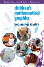 Understanding Childrens Mathematical Graphics: Beginnings in Play