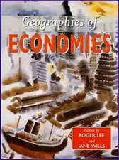 Geographies of Economics