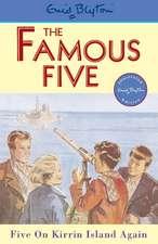 Famous Five: Five On Kirrin Island Again