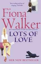 Walker, F: Lots of Love