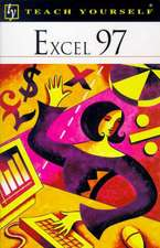 Teach Yourself Excel 97
