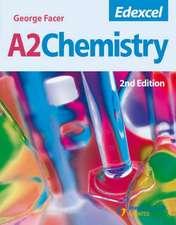 Edexcel A2 Chemistry