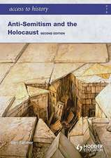 Anti-Semitism and the Holocaust:  OCR a Historical Themes