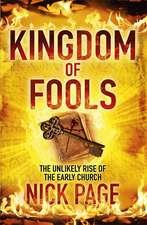 Page, N: Kingdom of Fools