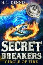Secret Breakers: Circle of Fire