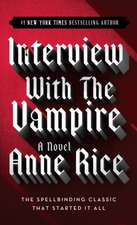 Interview with the Vampire:  Reflections on the Romance of Science