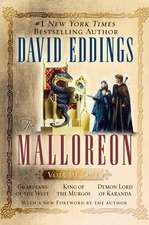 The Malloreon; Volume One:  Guardians of the West; King of the Murgos; Demon Lord of Karanda