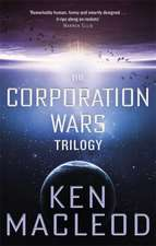 The Corporation Wars Trilogy