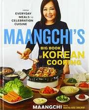 MAANGCHIS BIG BOOK OF KOREAN COOKING SIG