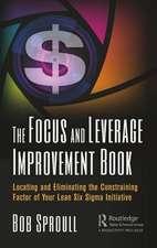 The Focus and Leverage Improvement Book