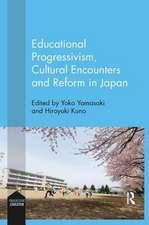 EDUCATIONAL PROGRESSIVISM CULTURAL